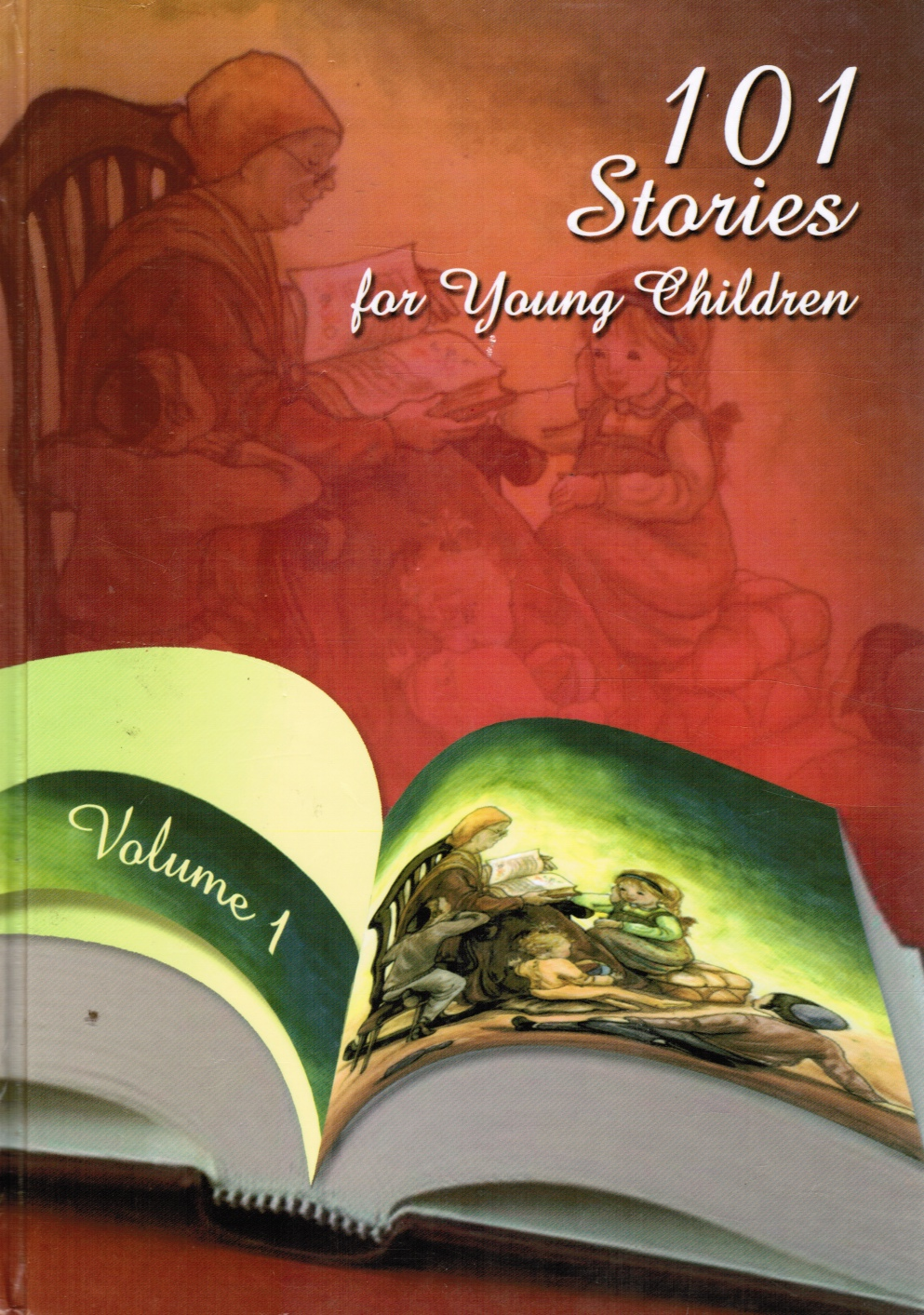 Image for 101 Stories for Young Children: Volume 1