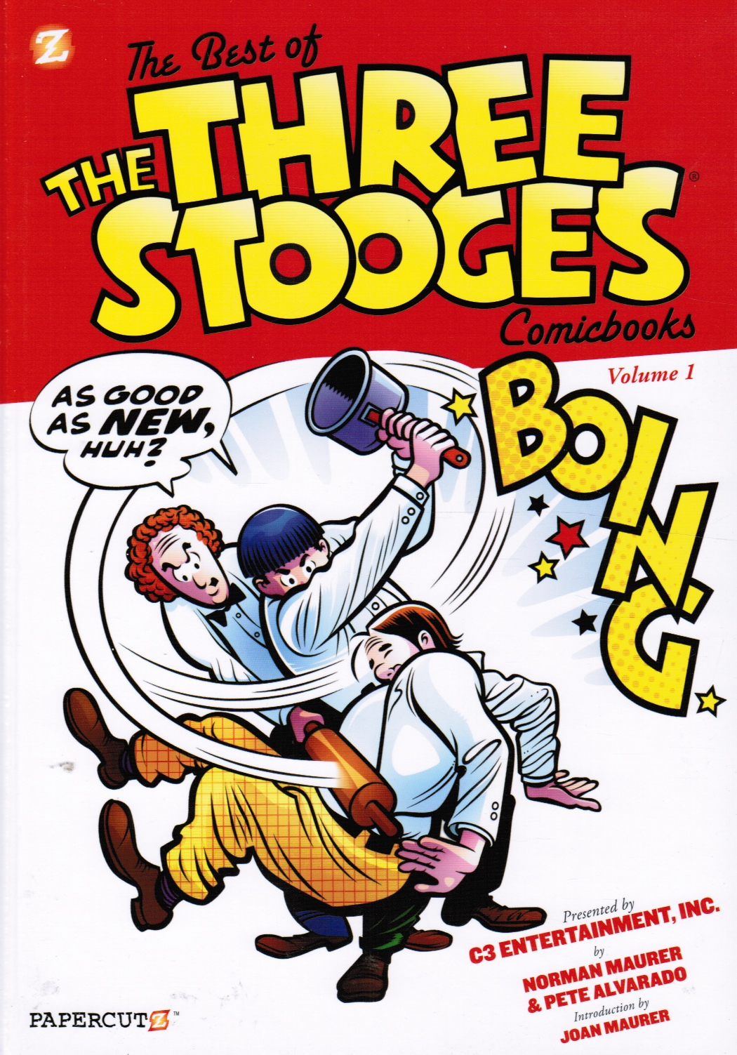 Image for The Best of the Three Stooges Comicbooks #1