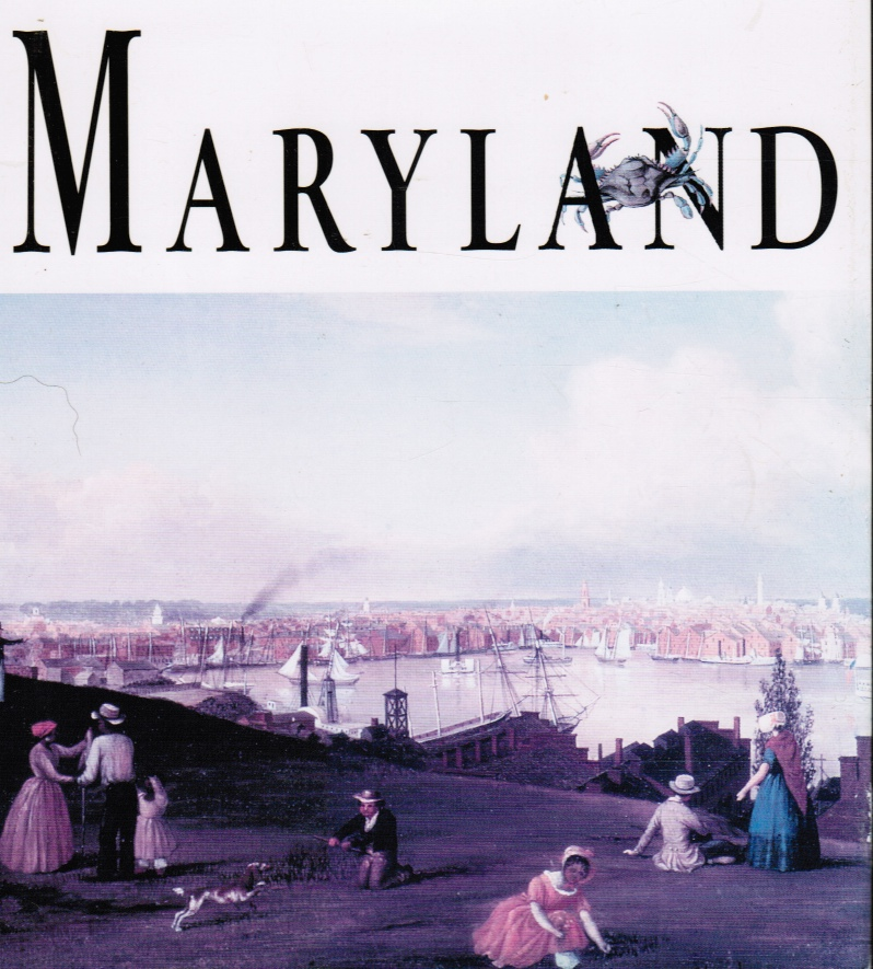 Image for Maryland: the Spirit of America Plus Video (Highland Beach: a Douglass Legacy)