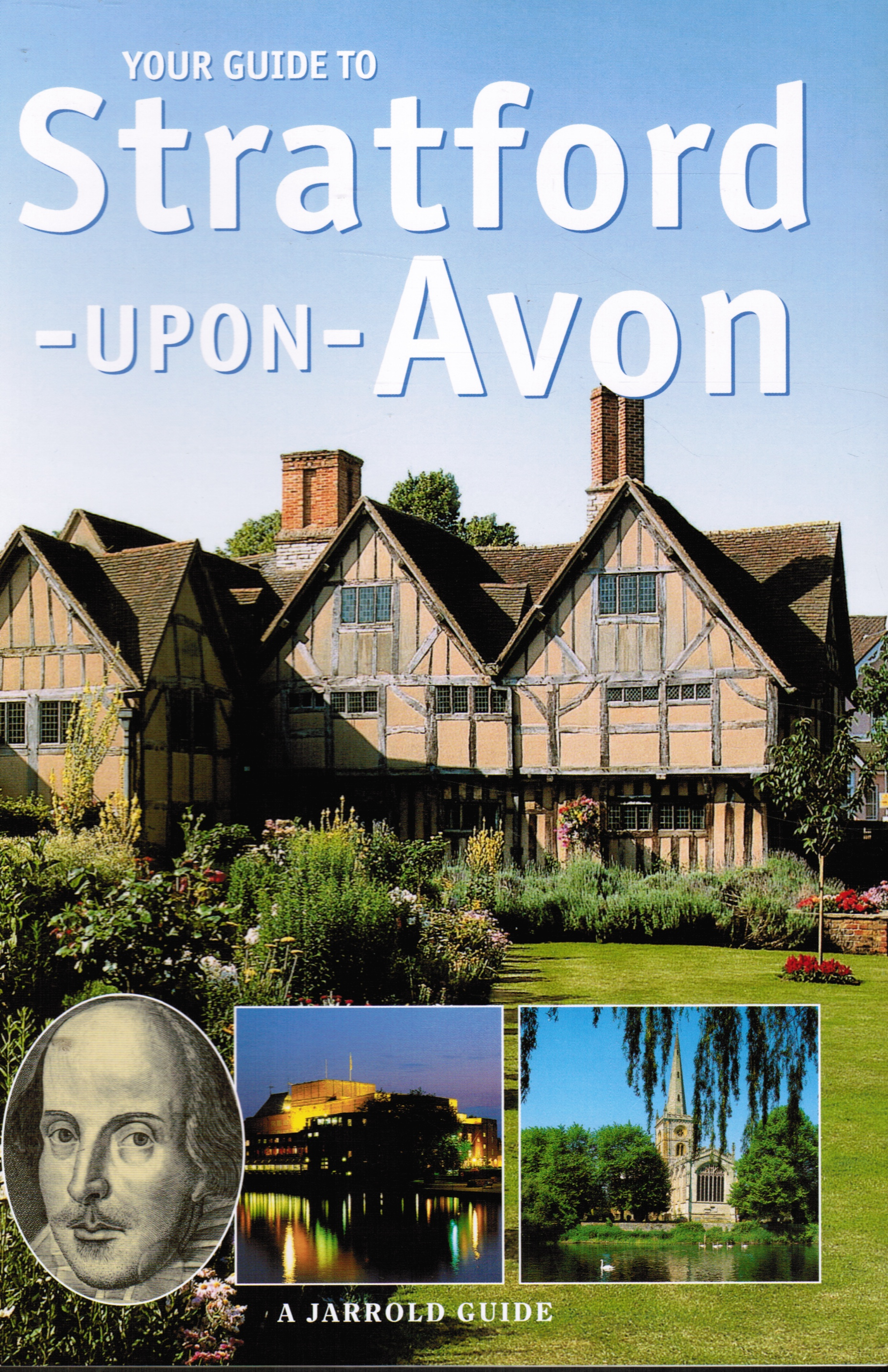 Image for Your Guide to Stratford-upon-Avon