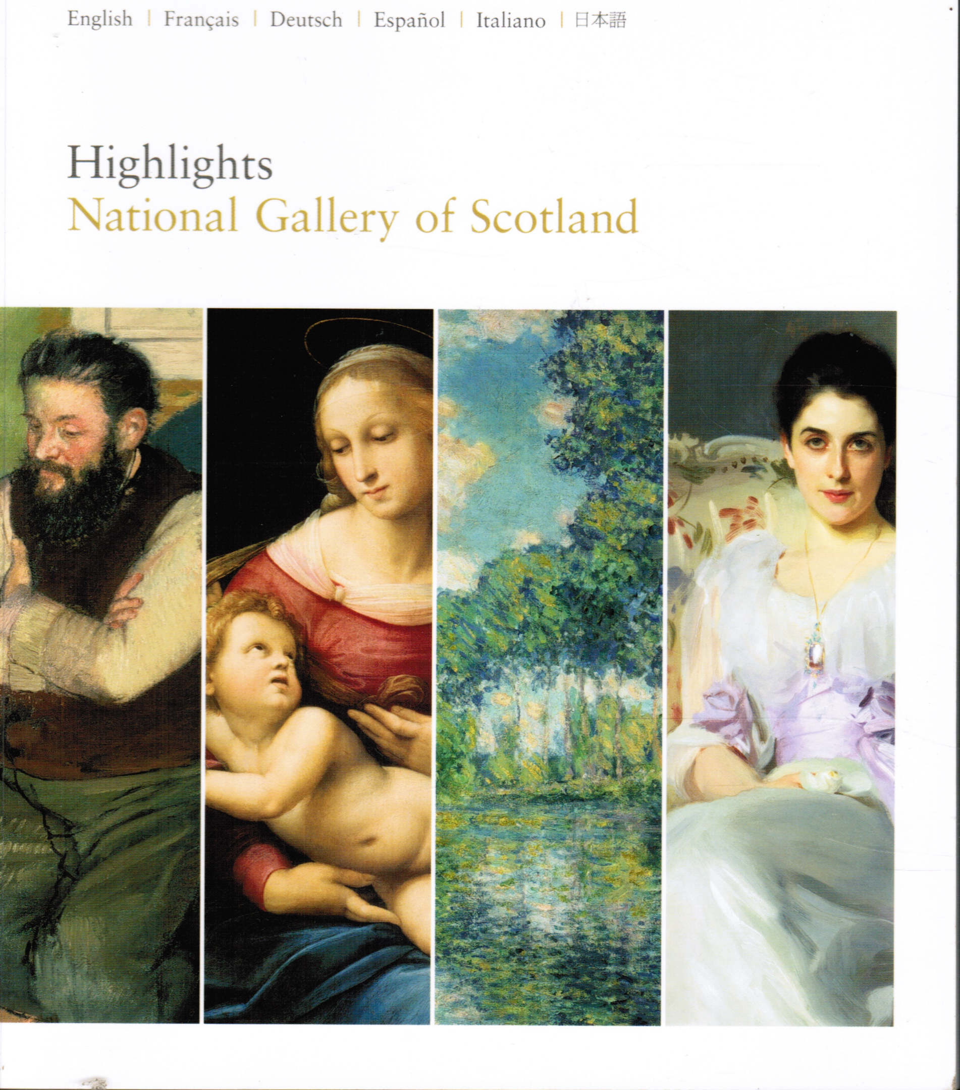 Image for Highlights: National Gallery of Scotland