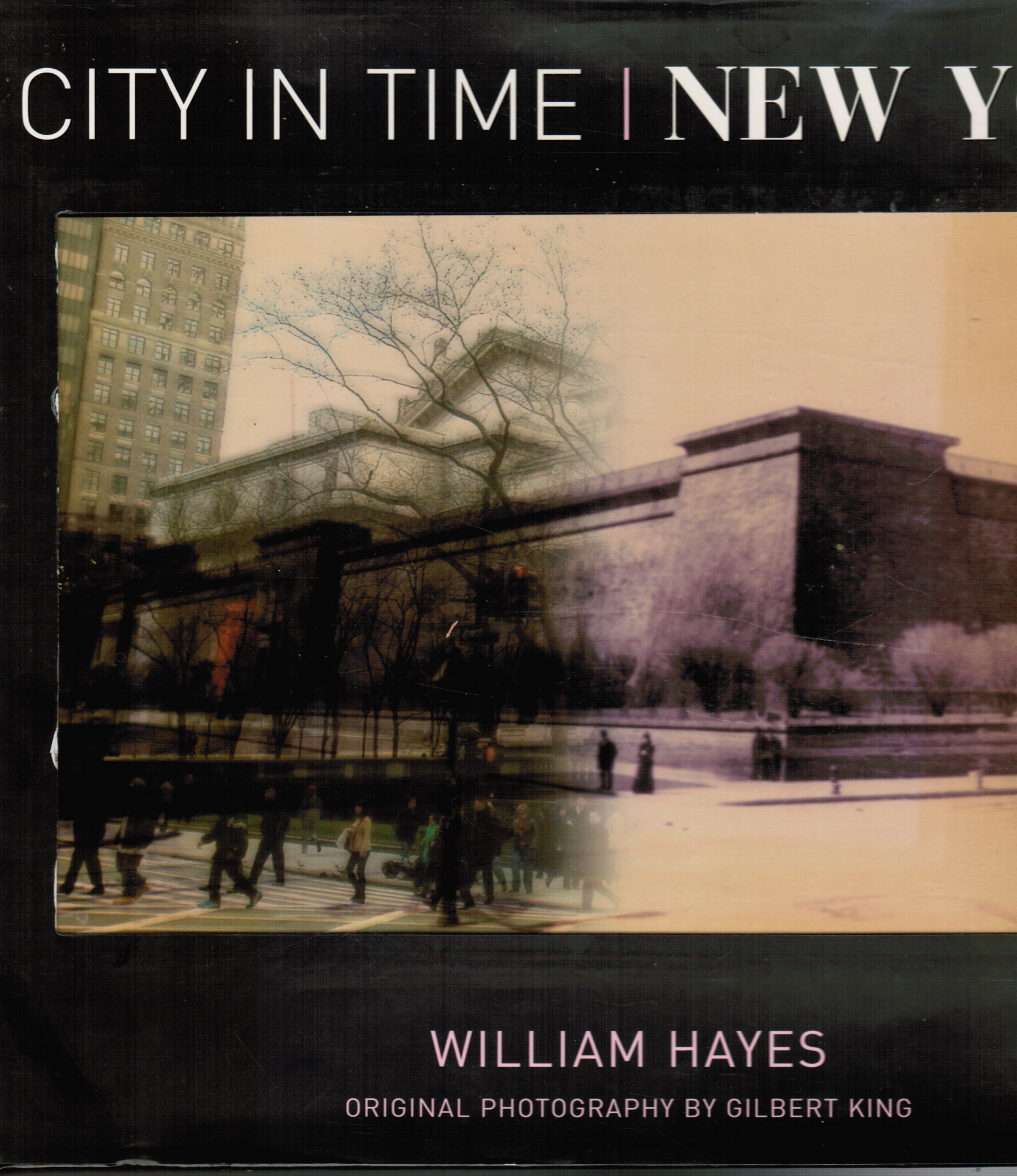 Image for City in Time: New York