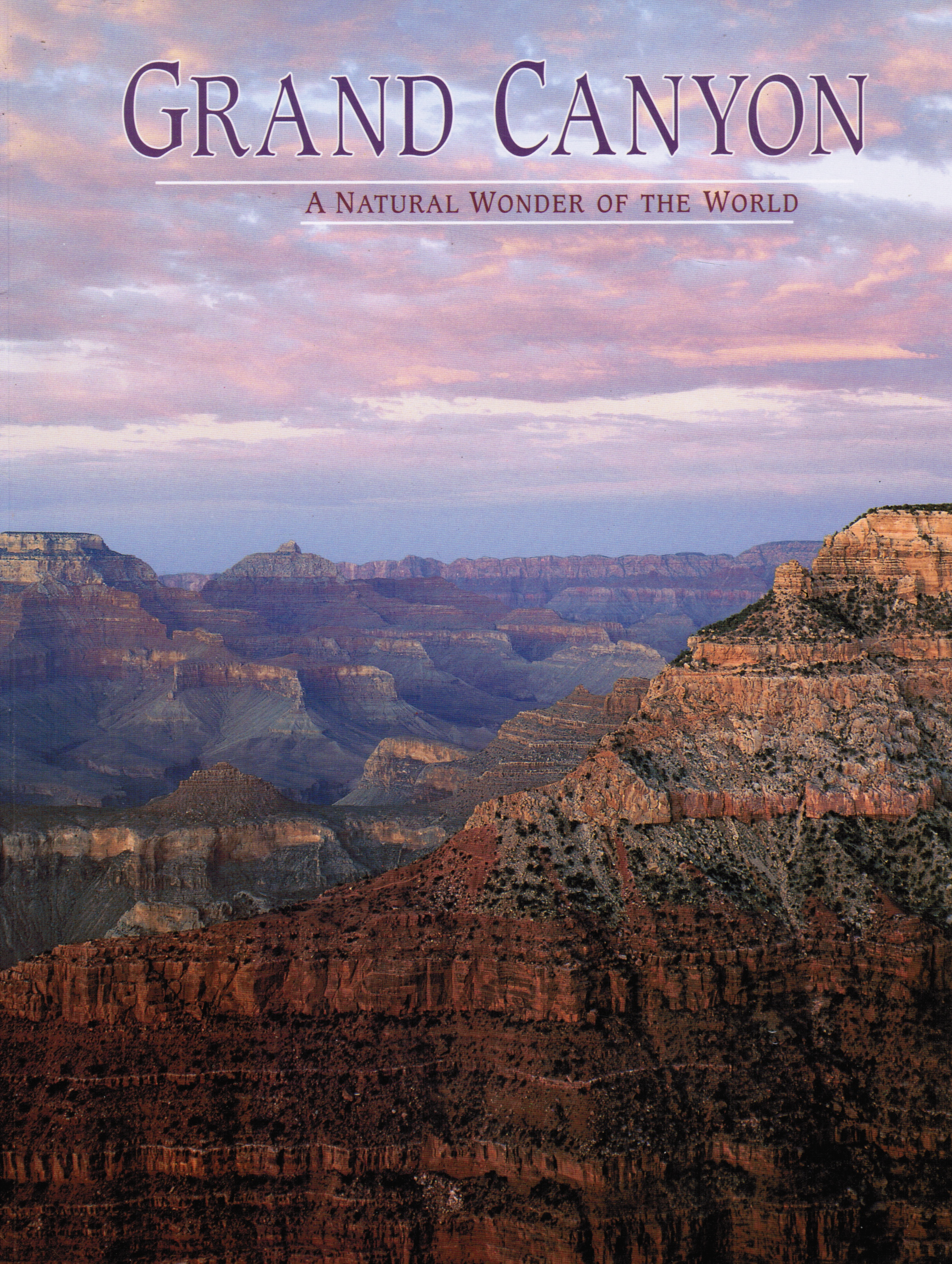 Image for Grand Canyon: a Natural Wonder of the World