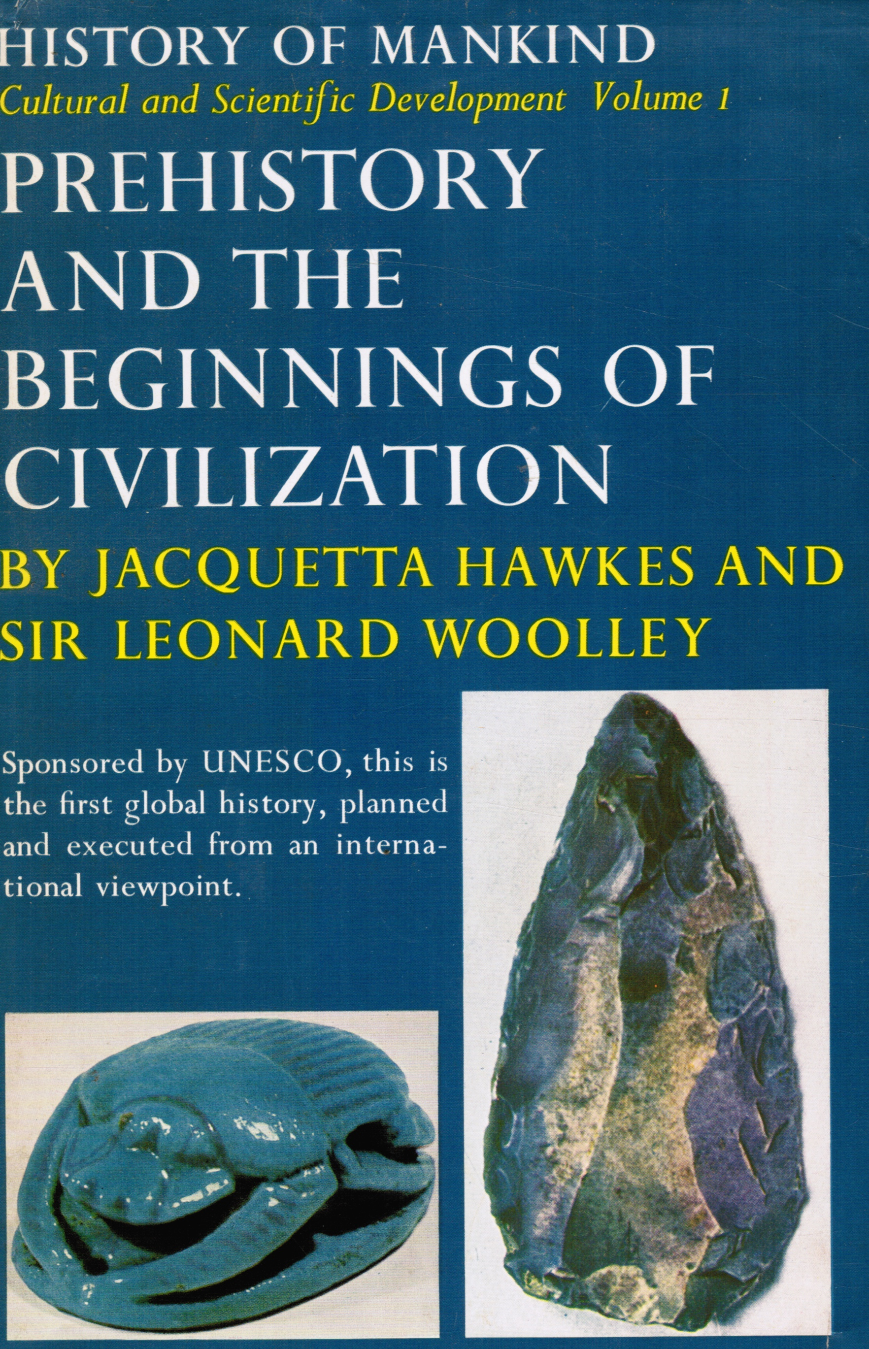 Image for Prehistory and the Beginnnings of Civilization: Volume 1