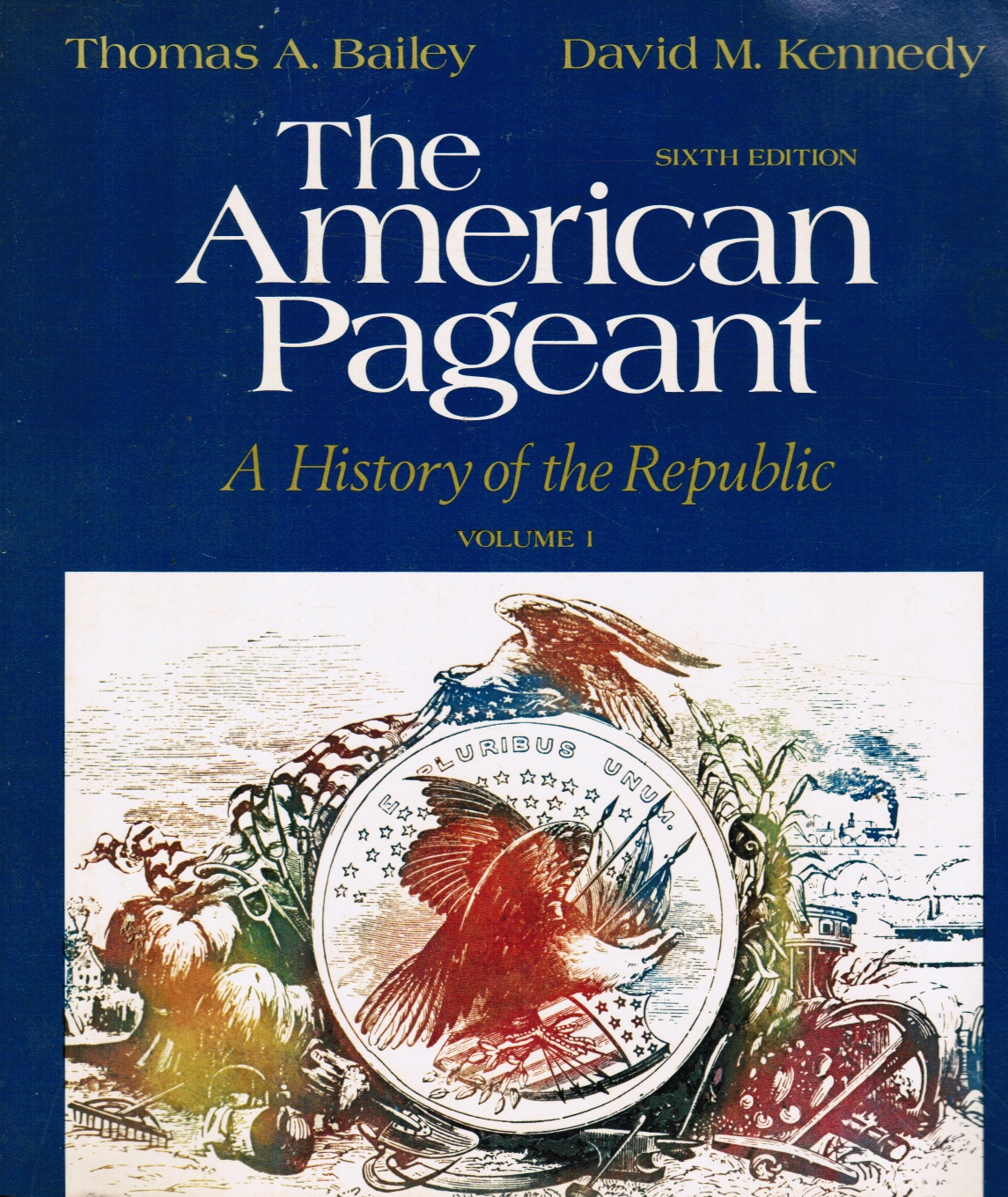 Image for American Pageant: a History of the Republic