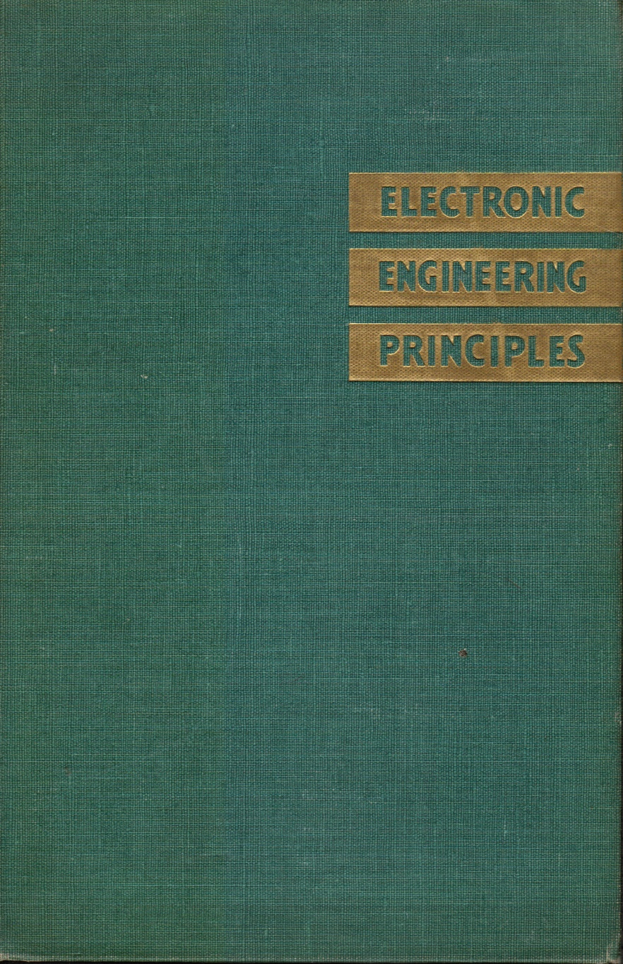 Image for Electronic Engineering Principles (With Booklet)
