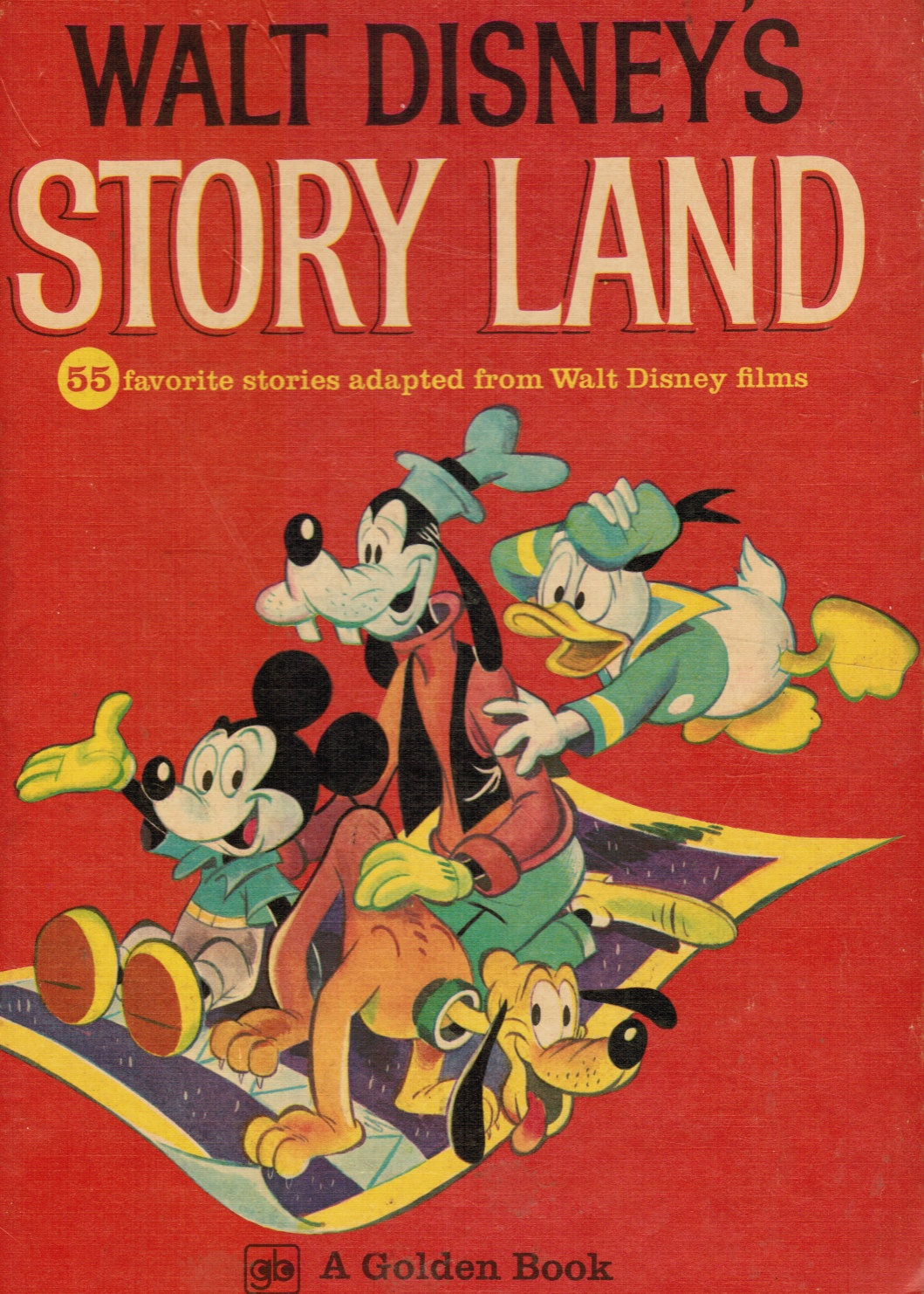 Image for Walt Disney's Story Land: 55 Favorite Stories