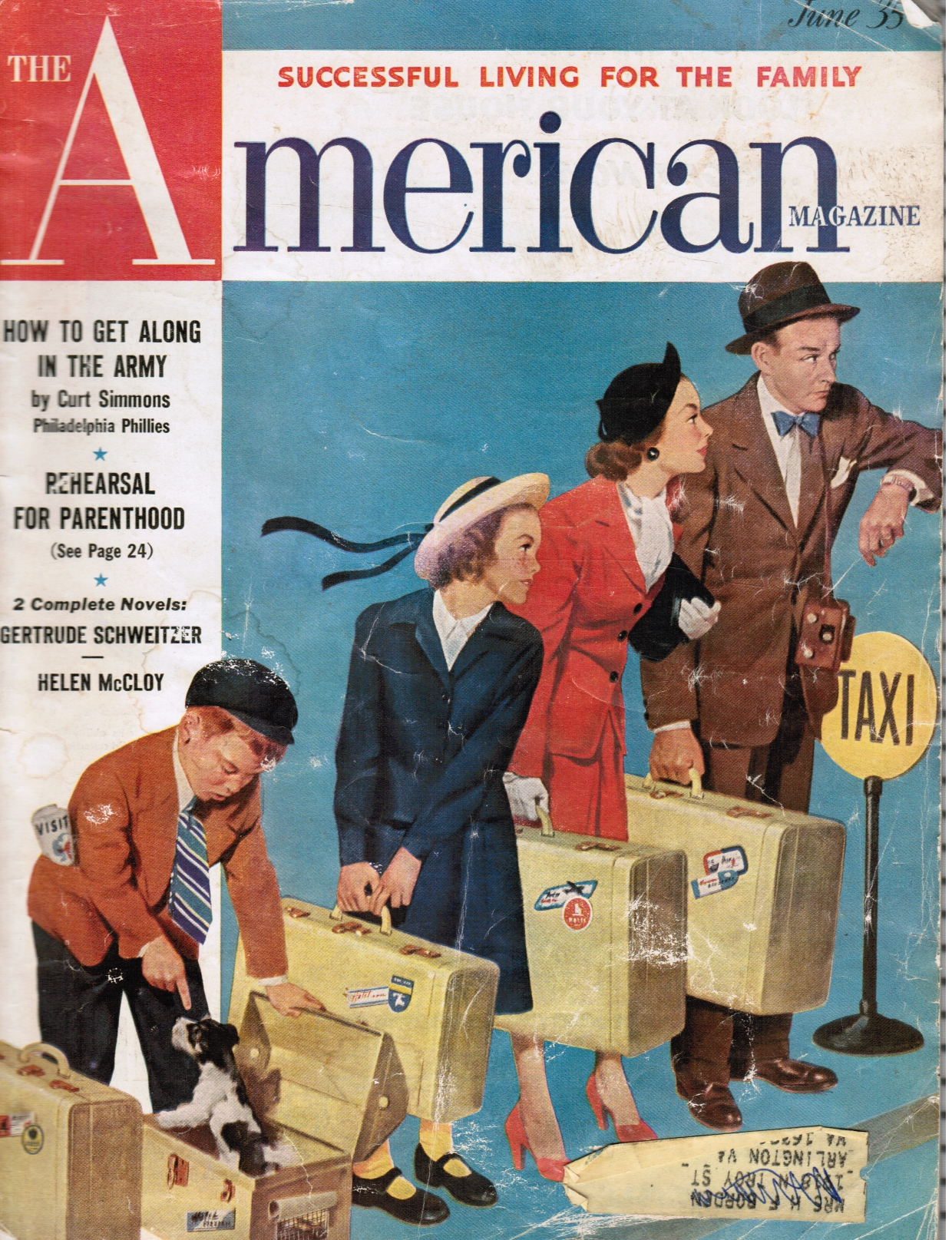Image for The American Magazine: June 1952