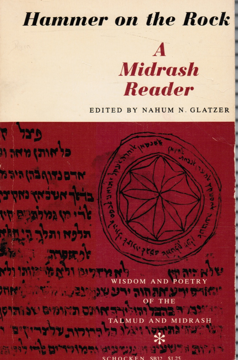 Image for Hammer on the Rock: a Short Midrash Reader