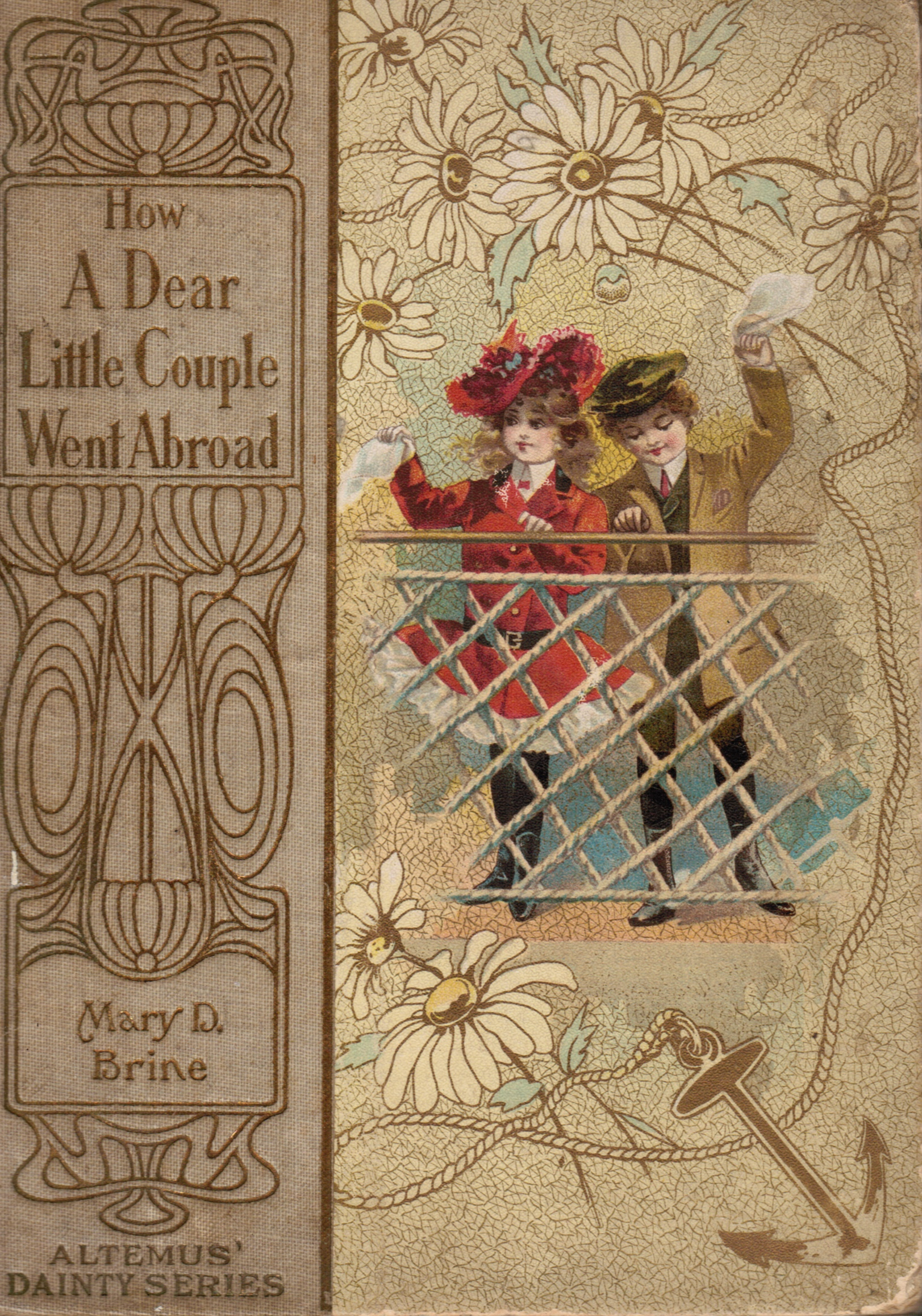 "Image for How ""A Dear Little Couple"" Went Abroad"