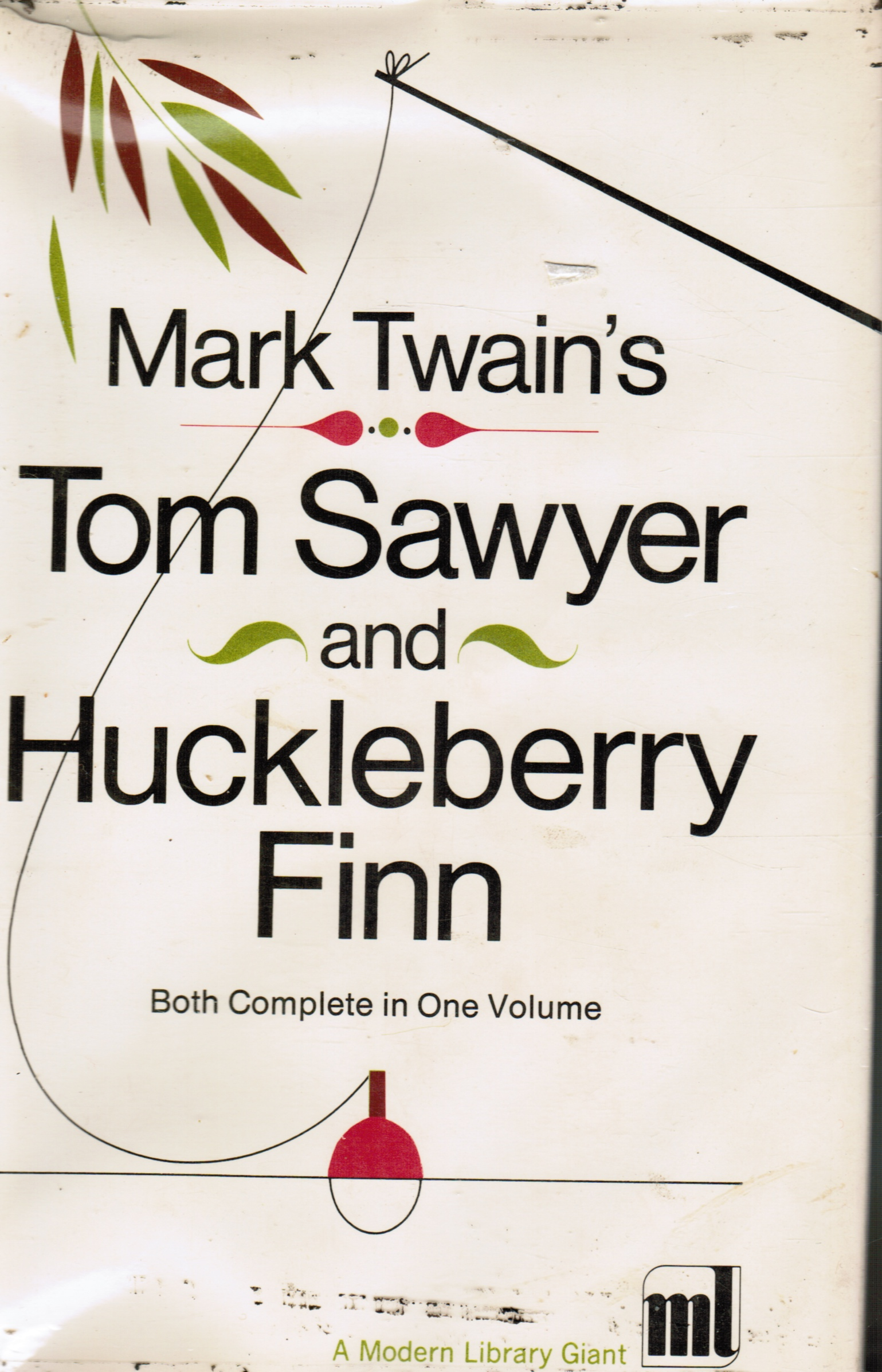 Image for Tom Sawyer and Huckleberry Finn: Both Complete in One Volume