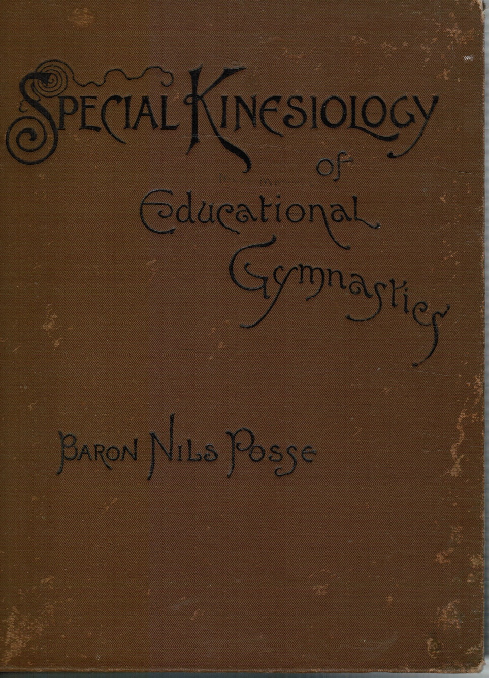 Image for The Special Kinesiology of Educational Gymnastics