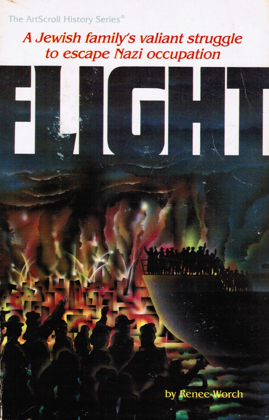 Image for Flight: a Jewish Family's Valiant Struggle to Escape Nazi Occupation