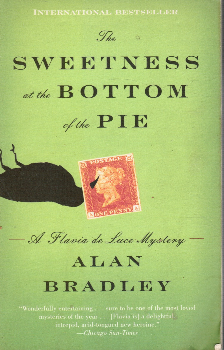 Image for The Sweetness At the Bottom of the Pie: a Flavia De Luce Mystery