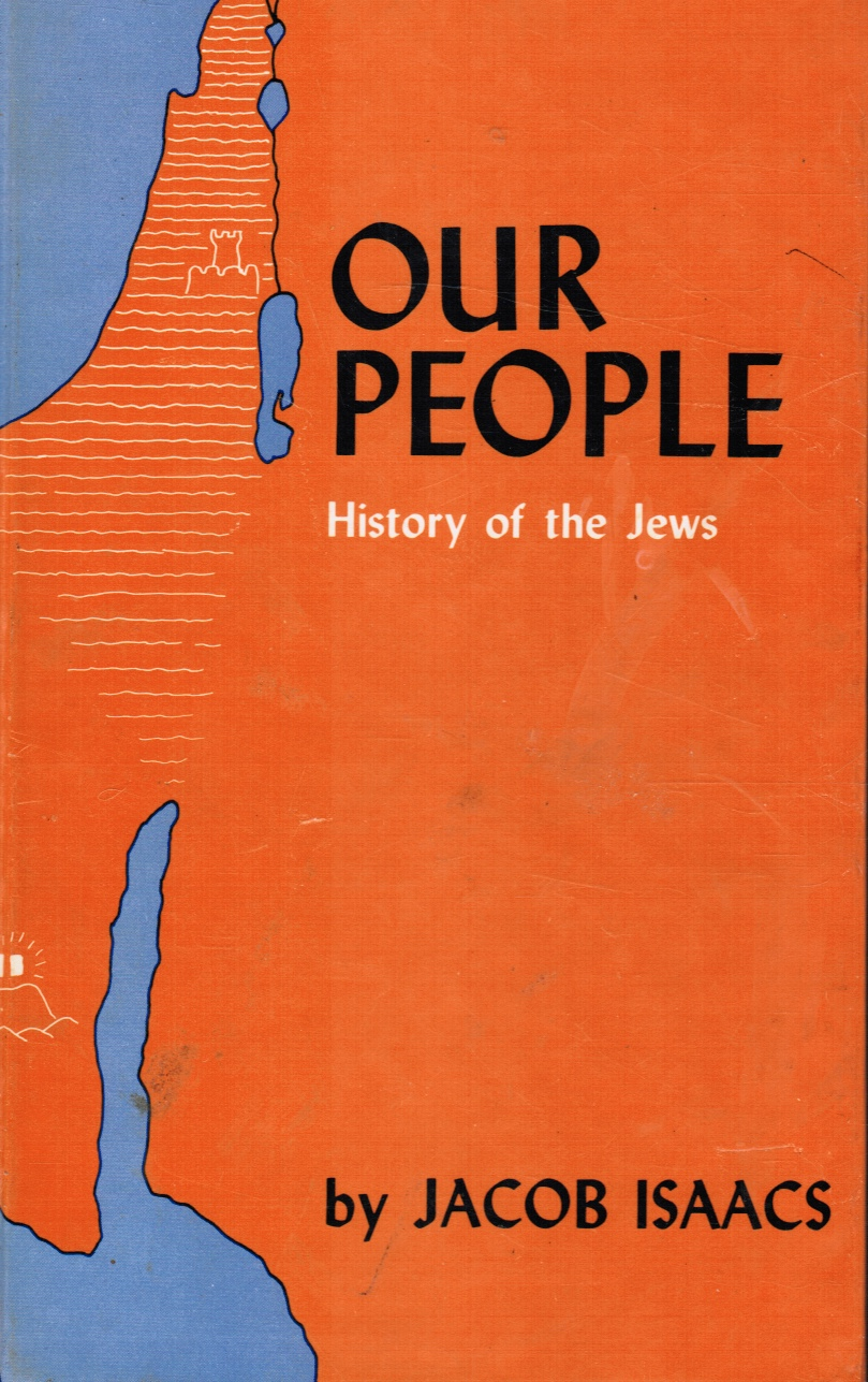 Image for Our People History of the Jews Vol. III Book Five