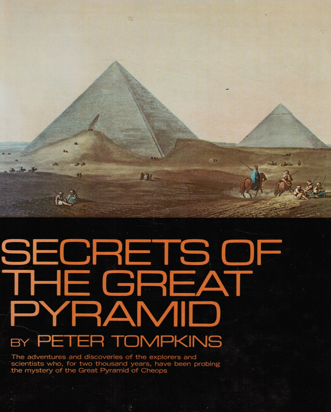 Image for Secrets of the Great Pyramid