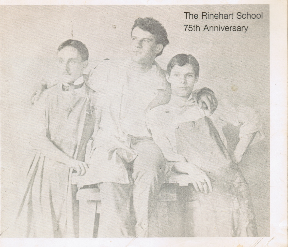 Rinehart School of Sculpture, 75th Anniversary Catalogue, 1896-1971 (Confederate Soldiers, Etc)