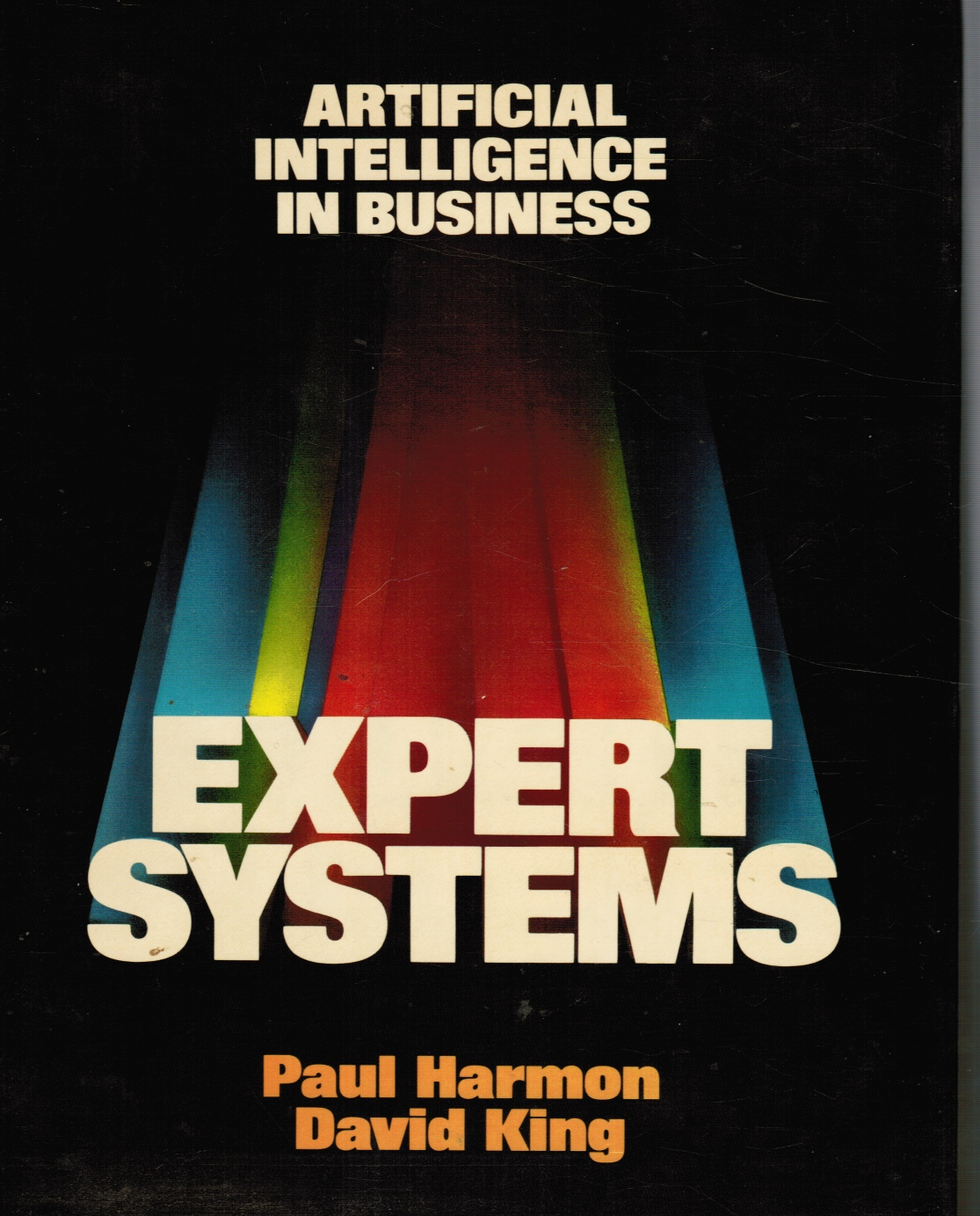 Image for Expert Systems: Artificial Intelligence in Business