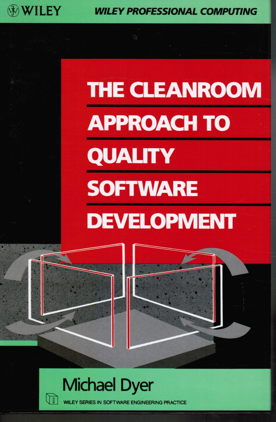 Image for The Cleanroom Approach to Quality Software Development