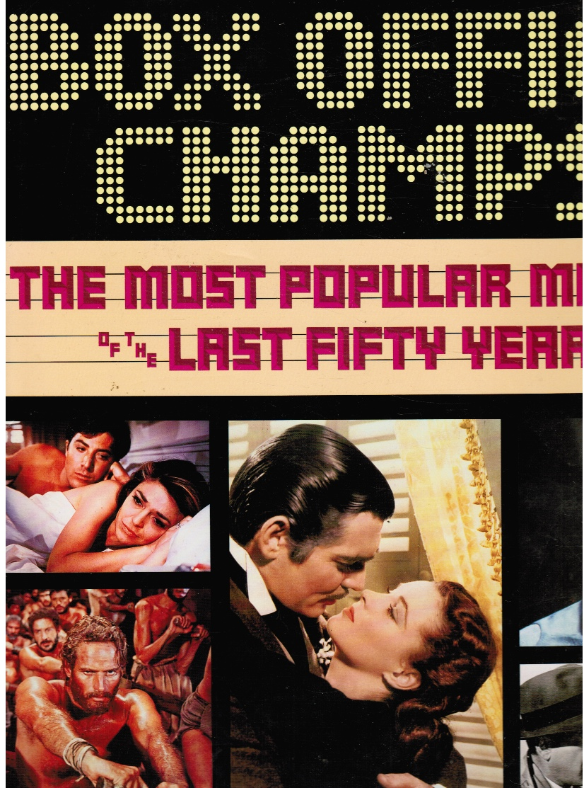 Image for Box Office Champs: the Most Popular Movies of the Last Fifty Years