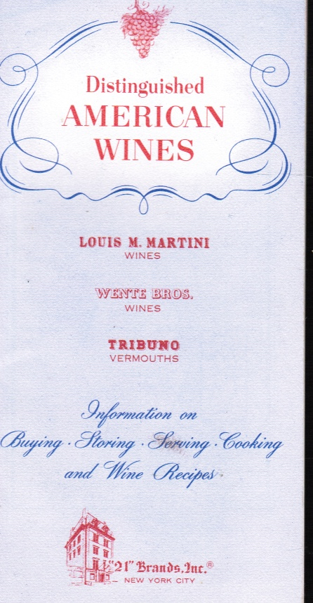 Image for Distinguished AMERICAN WINES