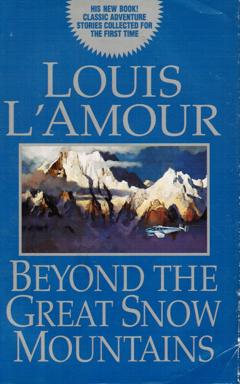 Image for Beyond the Great Snow Mountains (LARGE PRINT)