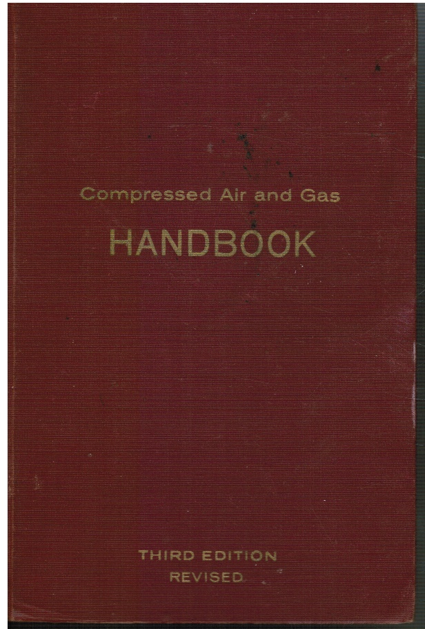 Image for Compressed Air and Gas Handbook