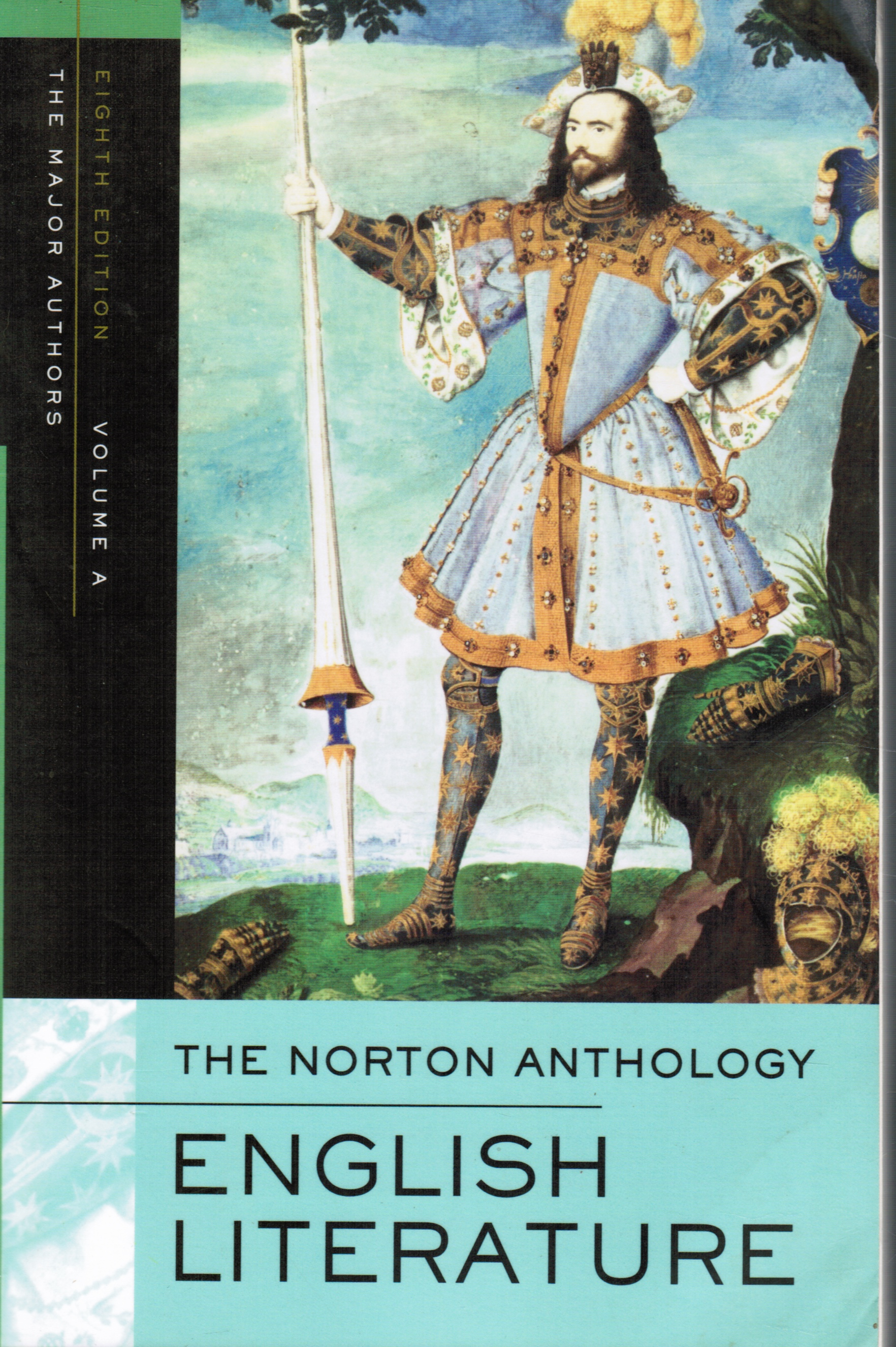the norton anthology of world literature 4th edition sparknotes
