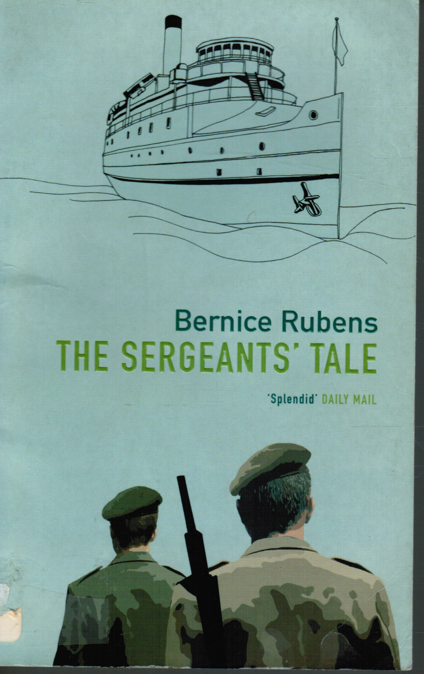 Image for The Sergeants' Tale