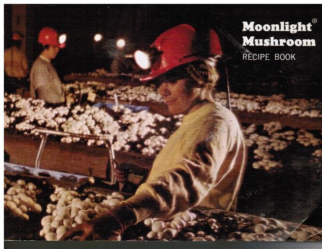 Moonlight Mushroom Recipe Book