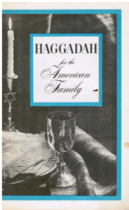 Image for Haggadah for the American Family: English Service with Directions English Services with Directions