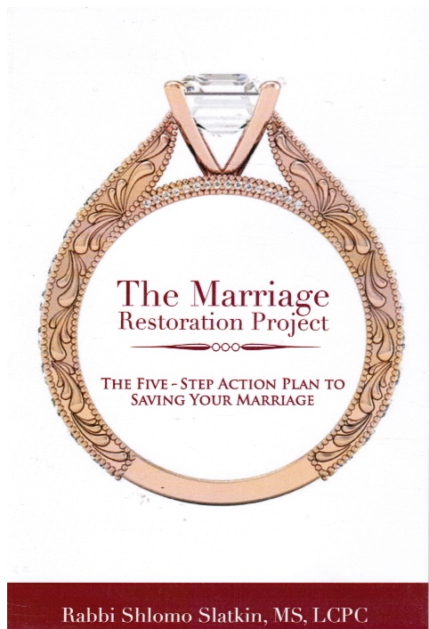 Image for The Marriage Restoration : the Five-Step Action Plan to Saving Your Marriage