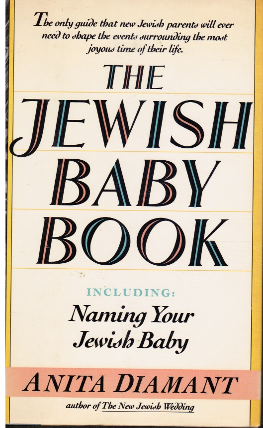Image for The Jewish Baby Book
