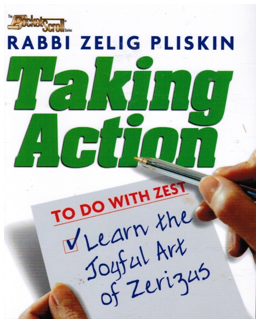 Image for Taking Action: Learn the Joyful Art of Zerizus