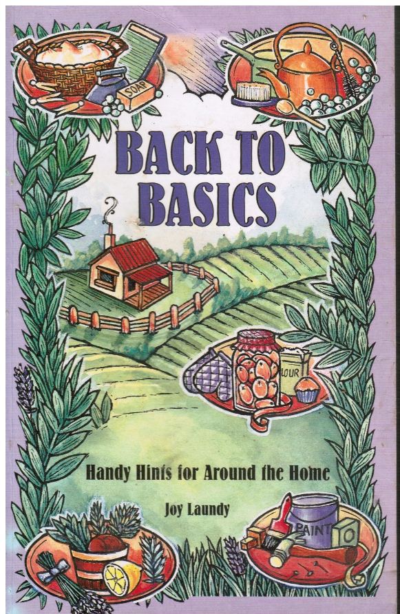 Image for Back to Basics - Handy Hints for Around the Home