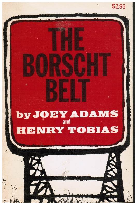 Image for The Borscht Belt