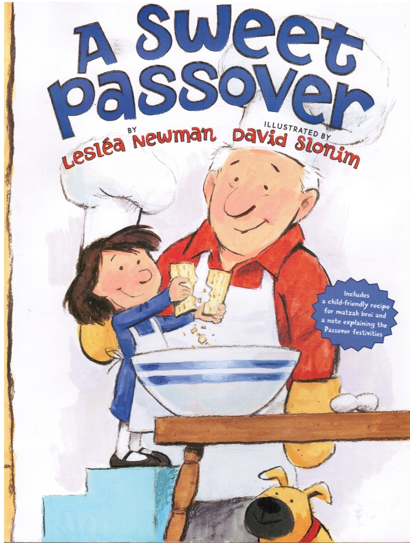 Image for A Sweet Passover