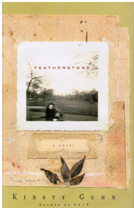 Image for Featherstone: a Novel