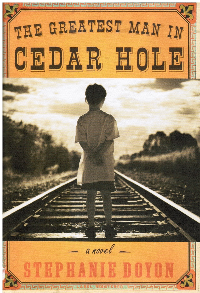 Image for The Greatest Man in Cedar Hole
