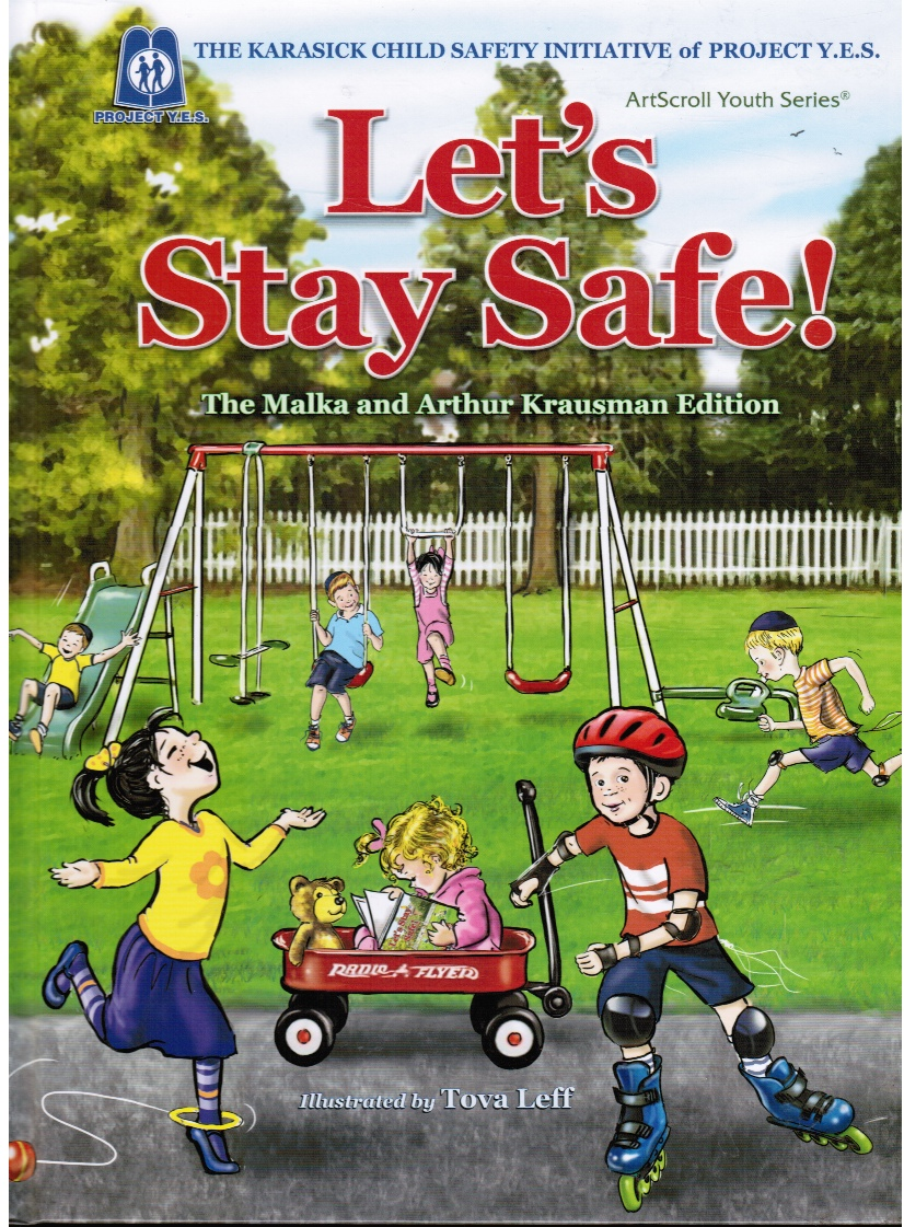 Image for Let's Stay Safe!