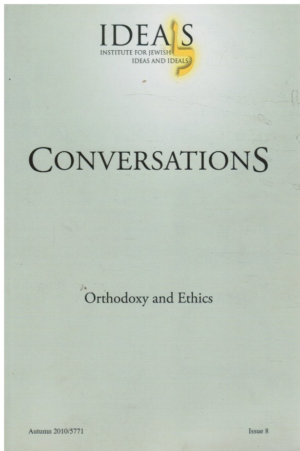 Image for Conversations: Orthodoxy and Ethics