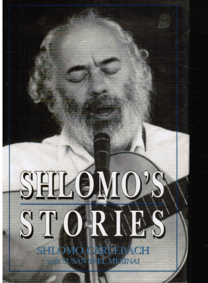 Image for Shlomo's Stories: Selected Tales