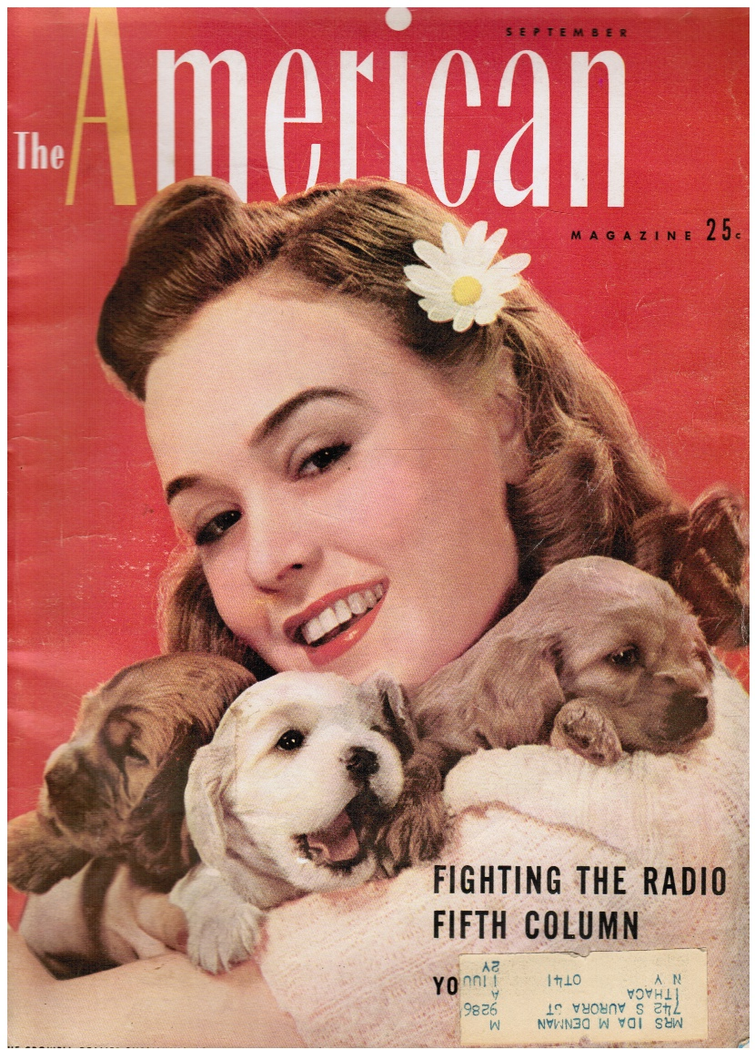 Image for The American Magazine: September 1940