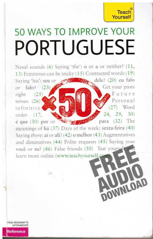 Image for 50 Ways to Improve Your Portuguese