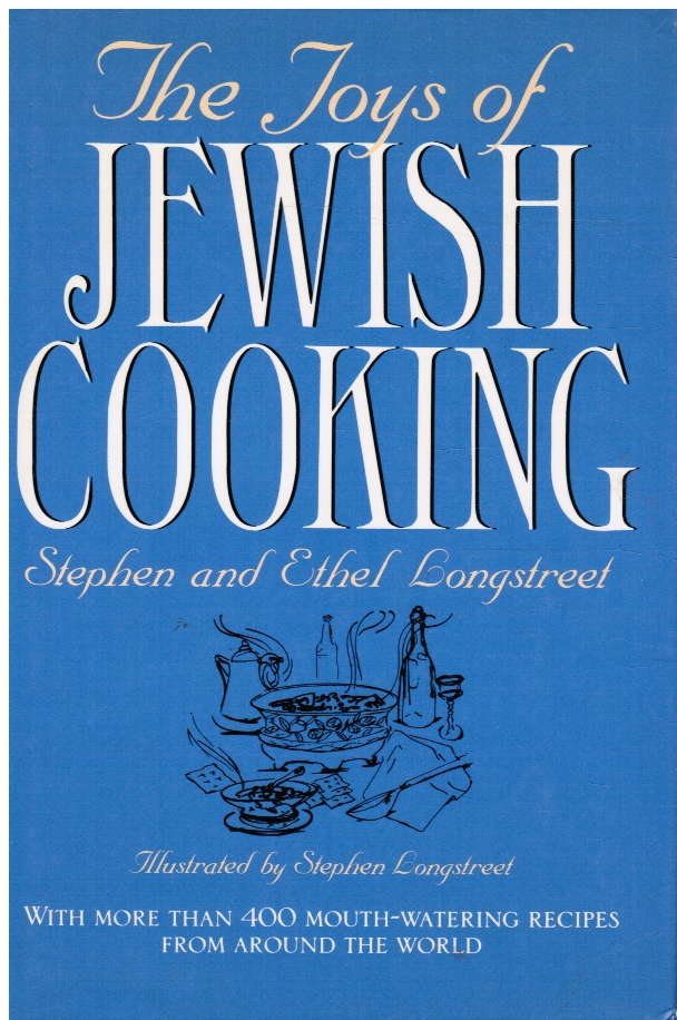 Image for The Joys of Jewish Cooking