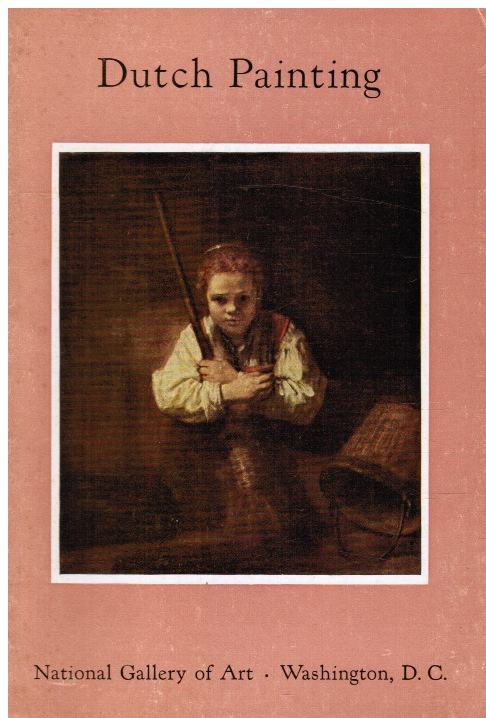 Image for Dutch Painting in the National Gallery of Art ~ Booklet #7