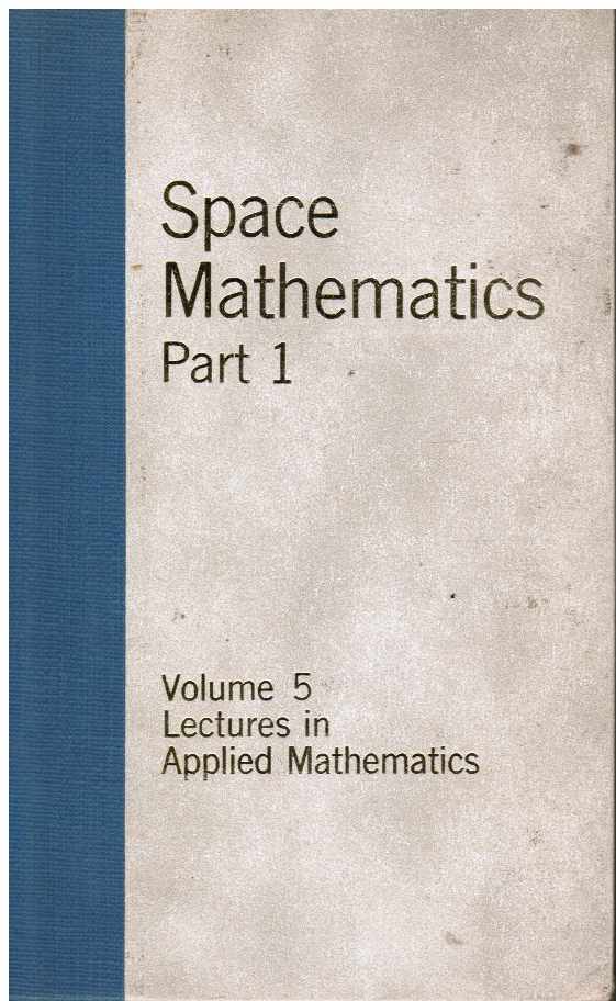 Image for Space Mathematics, Part 1