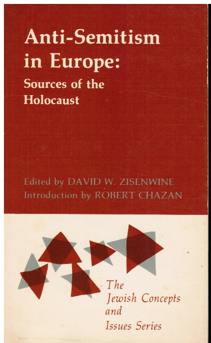 Image for Anti-Semitism in Europe: Sources of the Holocaust