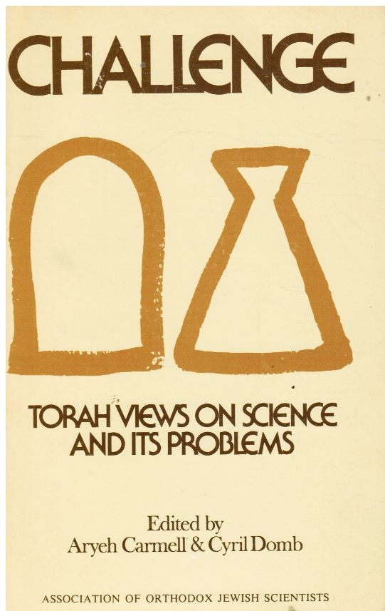 Image for Challenge Torah Views on Science and its Problems