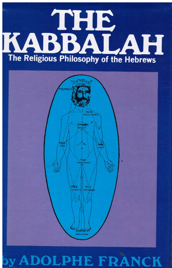 Image for The Kabbalah: the Religious Philosophy of the Hebrews